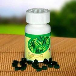 120 Comprimidos de Espirulina